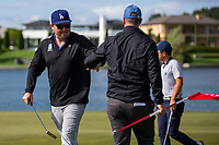 Action from the Auckland v Northland morning match up during the Toro Men's Interprovincial Golf Championship, Clearwater Golf Course, Christchurch, New Zealand. photo: Joseph Johnston/www.bwmedia.co.nz