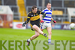 Daithi Casey Dr. Crokes in action against Roland Whelton Castlehaven in the Munster Senior Club Final at Pairc Ui Caoimh on Sunday
