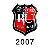 Counties Manukau Rugby 2007