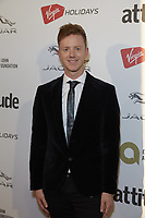 www.acepixs.com<br /> <br /> October 12 2017, London<br /> <br /> James Barr arriving at the Virgin Holidays Attitude Awards 2017 at the Roundhouse on October 12 2017 in London.<br /> <br /> By Line: Famous/ACE Pictures<br /> <br /> <br /> ACE Pictures Inc<br /> Tel: 6467670430<br /> Email: info@acepixs.com<br /> www.acepixs.com