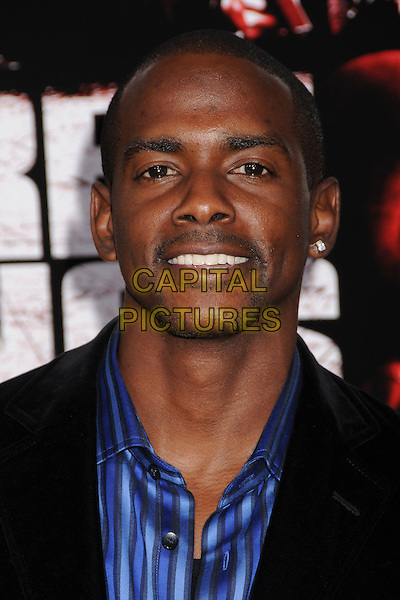 "KEITH ROBINSON.""Street Kings"" Los Angeles Premiere at Grauman's Chinese Theatre, Hollywood, California, USA..April 3rd, 2008.headshot portrait .CAP/ADM/BP.©Byron Purvis/AdMedia/Capital Pictures."