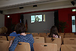 17.6.2014, Potsdam, Universität Potsdam Campus Neues Palais. Israeltag