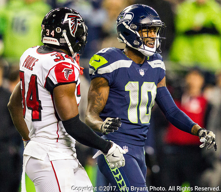 brand new 11b12 3acb4 Atlanta Falcons beat the Seattle Seahawks 34-31in Seattle ...