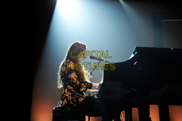LONDON, ENGLAND - March 4: Birdy(Jasmine van den Bogaerde) performs in concert at the Forum on March 4, 2014 in London, England<br /> CAP/MAR<br /> &copy; Martin Harris/Capital Pictures