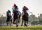 JAN 04: Majestic eagle races in the San Gabriel Stakes at Santa Anita Park in Arcadia, California on January 01, 2020. Evers/Eclipse Sportswire/CSM