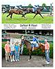 Defeet R Fleet  winning at Delaware Park on 7/27/13