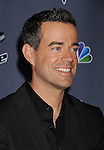 "CULVER CITY, CA - OCTOBER 28: Carson Daly at the ""The Voice"" Press Junket at Sony Pictures Studios on October 28, 2011 in Culver City, California."