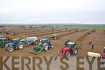 Area shot of the Abbeydorney ploughing competition which was on Sunday in Abbeydorney........... . ............................... ..........