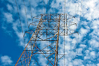 Power transmission lines, Electric power transmission, high voltage electric transmission