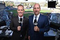 10/26/18 - Los Angeles:  World Series on Fox - Game 3 - Boston Red Sox vs LA Dodgers -Pregame