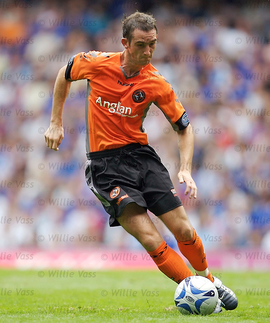 Mark Kerr, Dundee Utd.stock season 2006-2007.pic willie vass