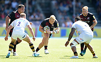 Vincent Koch of Saracens takes on the Wasps defence. Aviva Premiership Semi Final, between Saracens and Wasps on May 19, 2018 at Allianz Park in London, England. Photo by: Patrick Khachfe / JMP