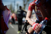 post-finish<br /> <br /> Fl&egrave;che Wallonne F&eacute;minine 2015