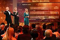 Rainer Maria Salzgeber & Daniela Ryf & Sandra Studer - Credit Suisse Sports Awards 2018