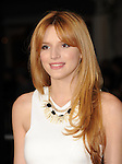 Bella Thorne at the Los Angeles world premiere of 'Non-Stop' held at the Regency Village Theatre on February 24, 2014