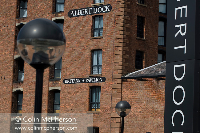 Apartments and offices at the renovated Albert Dock on the Mersey waterfront in Liverpool. The city centre of Liverpool underwent significant regeneration with a number of large-scale projects due to be completed in 2008-08. In 2007 the city celebrated its 800th anniversary and in 2008 it held the European Capital of Culture title together with Stavanger, Norway.