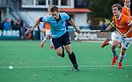 BLOEMENDAAL  -  Victor Bombeeck (Nijmegen) , competitiewedstrijd junioren  landelijk  Bloemendaal JA1-Nijmegen JA1 (2-2) . COPYRIGHT KOEN SUYK