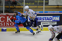 IJSHOCKEY: HEERENVEEN: 27-09-2014, Unis Flyers - GEC Ritter, uitslag 8-0, ©foto Martin de Jong