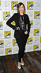 Vera Farmiga arriving at the Bates Motel Panel at Comic-Con 2014 The Hilton Bayfront Hotel in San Diego, Ca. July 25, 2014.