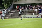 Daniel Tsiflidis (SVW Mannheim 07) in der Oberliga 2007/08 VfR Mannheim vs. SV Waldhof/Mannheim. Foto © Rhein-Neckar-Picture *** Foto ist honorarpflichtig! *** Auf Anfrage in höherer Qualität/Auflösung. Belegexemplar erbeten.