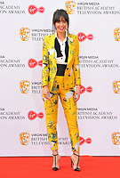 Jennifer Metcalfe at the British Academy (BAFTA) Television Awards 2019, Royal Festival Hall, Southbank Centre, Belvedere Road, London, England, UK, on Sunday 12th May 2019.<br /> CAP/CAN<br /> &copy;CAN/Capital Pictures