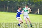 Ballydonoghue's  Martin O'Mahony  St Senan's John Barry County league Division 5 - St Senan's 0-16 vs 2-10 Ballydonoghue at Mountcoal on Sunday