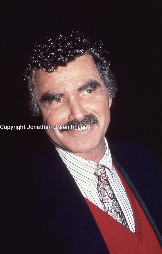 Burt Reynolds by Jonathan Green