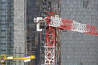 - Milano, il nuovo grattacielo di Porta Nuova - Garibaldi, progettato dal famoso architetto Cesar Pelli<br /> <br /> - Milan, the new tower of Porta Nuova - Garibaldi, designed by renowned architect Cesar Pelli