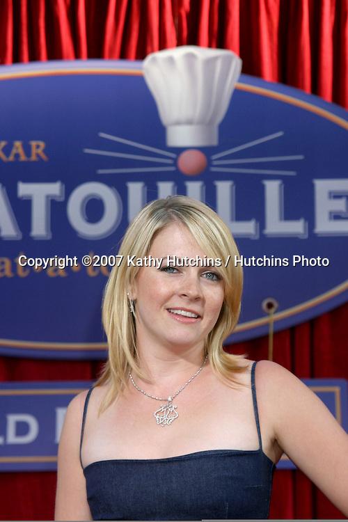 "Melissa Joan Hart.""Ratatoille"" World Premiere.Kodak Theater.Los Angeles, CA.June 22, 2007.©2007 Kathy Hutchins / Hutchins Photo...."