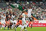 05.08.2017, Weserstadion, Bremen, GER, FSP, SV Werder Bremen (GER) vs FC Valencia (ESP)<br /> <br /> im Bild<br /> Theodor Gebre Selassie (Werder Bremen #23) mit Kopfball, <br /> <br /> Foto © nordphoto / Ewert