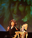 One Night With Joan Collins Opens at The Leicester Square Theatre on 14/4/13. CREDIT Geraint Lewis