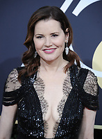 www.acepixs.com<br /> <br /> January 7 2018, LA<br /> <br /> Geena Davis arriving at the 75th Annual Golden Globe Awards at The Beverly Hilton Hotel on January 7, 2018 in Beverly Hills, California.<br /> <br /> By Line: Peter West/ACE Pictures<br /> <br /> <br /> ACE Pictures Inc<br /> Tel: 6467670430<br /> Email: info@acepixs.com<br /> www.acepixs.com