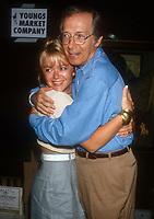 Bernie Kopell, Jill Whelan, 1994, Photo By Michael Ferguson/PHOTOlink