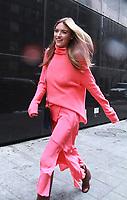 MAR 08 Martha Hunt Seen In NYC