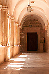Dominican Monastery and Museum in Dubrovnik, Croatia.