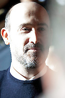 Javier Camara-<br /> Davidelfin in Mercedes-Benz Fashion Week Madrid 2013