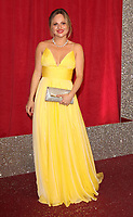 Tina O'Brien at The British Soap Awards 2019 arrivals. The Lowry, Media City, Salford, Manchester, UK on June 1st 2019<br /> CAP/ROS<br /> ©ROS/Capital Pictures