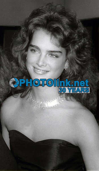 Brooke Shields Undated<br /> Photo By John Barrett/PHOTOlink