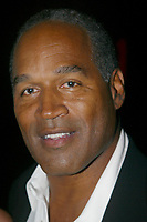 OJ Simpson <br /> 2002<br /> Photo By Adam Scull/CelebrityArchaeology.com