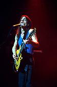 AC/DC - rhythm guitarist Malcolm Young performing live at the Apollo Hammersmith, London - 21 Oct 2003 - Photo by: Awais Butt