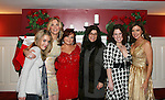 Kristen - Kassie - Kathy - Pat - Sarah - Bobbie - The Divas of Daytime TV performed a Christmas Show on December 5, 2009 at the Broadway Theatre in Pitman, New Jersey. (Photos by Sue Coflin/Max Photos)
