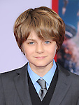 Ty Simpkins at The World Premiere of Marvel's Iron Man 3 held at The El CapitanTheatre in Hollywood, California on April 24,2013                                                                   Copyright 2013 Hollywood Press Agency