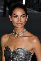 "NEW YORK CITY, NY, USA - MAY 05: Lily Aldridge at the ""Charles James: Beyond Fashion"" Costume Institute Gala held at the Metropolitan Museum of Art on May 5, 2014 in New York City, New York, United States. (Photo by Xavier Collin/Celebrity Monitor)"