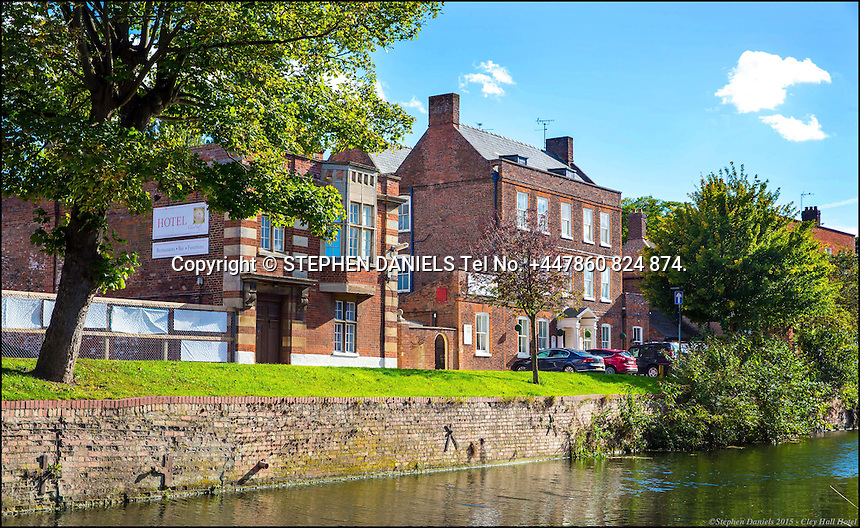 PHOTO  © STEPHEN DANIELS    <br /> Clay Hall Hotel, Lincolnshire