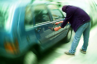 Disagio sociale.Social disease.Furti di automobili. Thefts of cars......