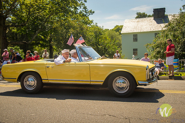 4th of July Parade, Madison, CT.