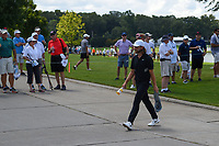 Tommy Fleetwood (ENG) makes his way down 4 during round 2 of the 2019 Tour Championship, East Lake Golf Course, Atlanta, Georgia, USA. 8/23/2019.<br /> Picture Ken Murray / Golffile.ie<br /> <br /> All photo usage must carry mandatory copyright credit (© Golffile | Ken Murray)