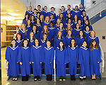 2012-2013 West York Choir