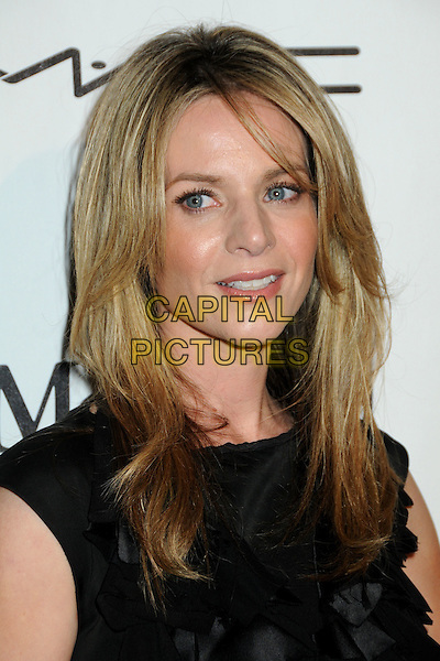 JESSALYN GILSIG .3rd Annual Women In Film Pre-Oscar Party held at a Private Residence in Beverly Hills, California, USA, .4th March 2010..portrait headshot smiling black .CAP/ADM/BP.©Byron Purvis/AdMedia/Capital Pictures.