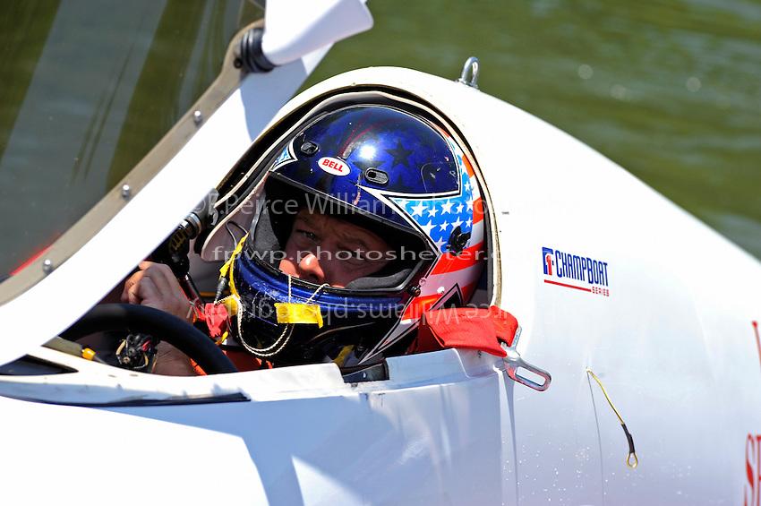3-4 May 2008, Pickwick,TN USA.Jeff Shepard.©2008 F.Peirce Williams